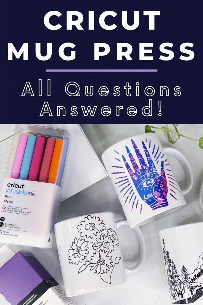 Cricut Mug Press DIY