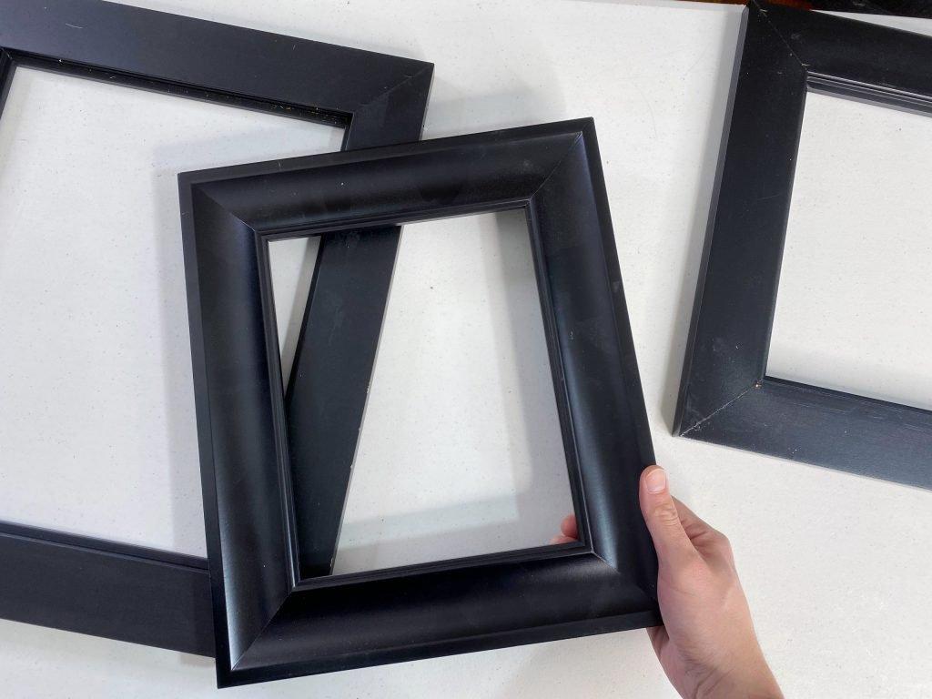 Moss Frame DIY