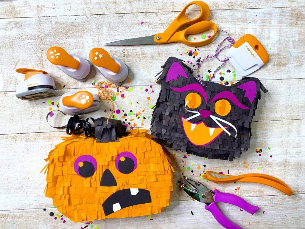 DIY Halloween Piñata